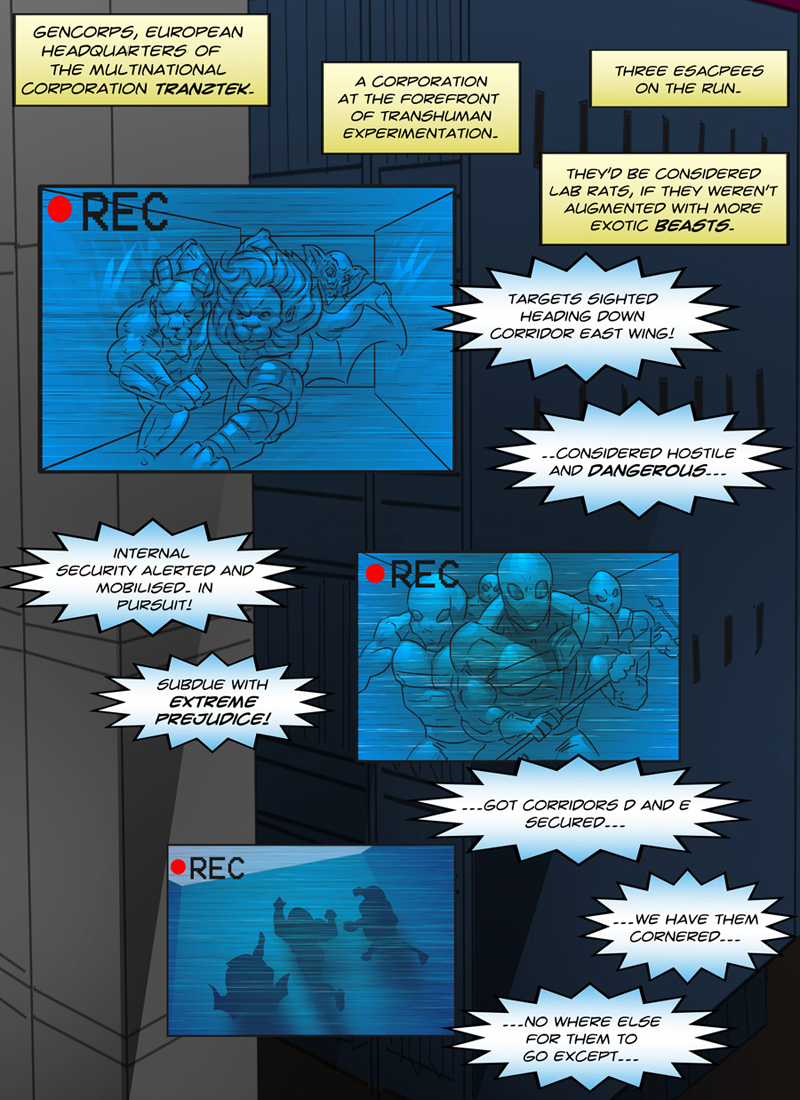 Issue #2 Page 1