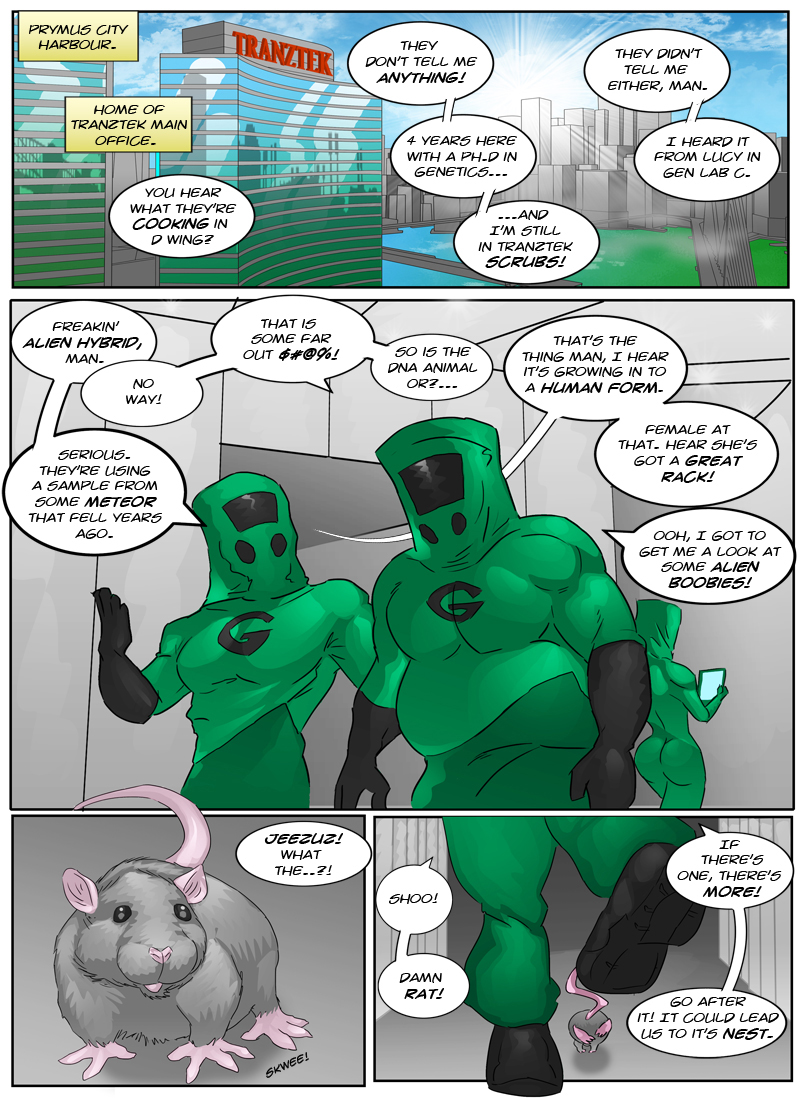 Issue #3 Page 4