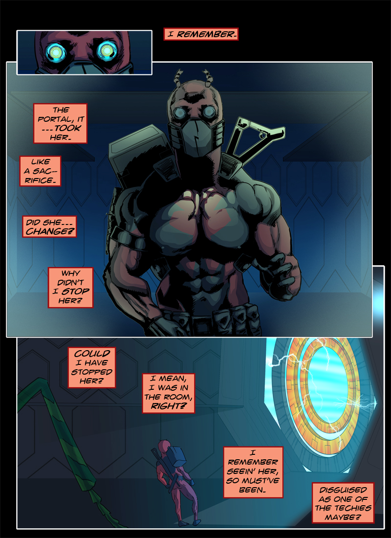 Issue #6 Page 3